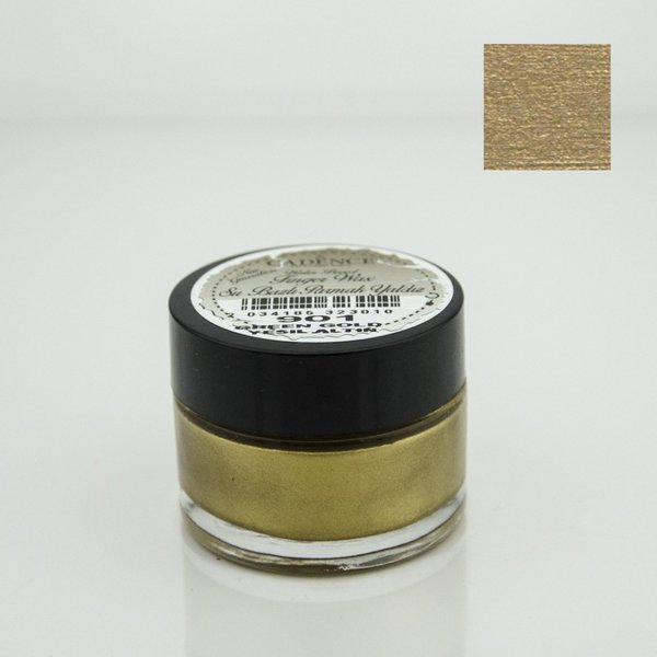 Cadence Finger Wax Vergoldungswachs - Green Gold
